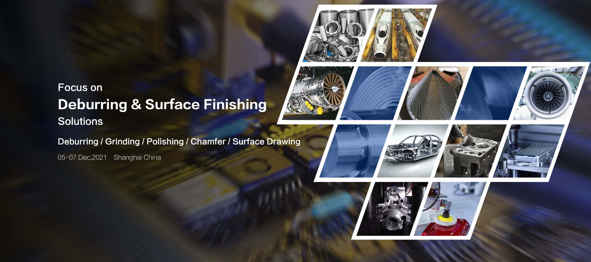 Focus on Deburring & Surface Finishing Solutions
